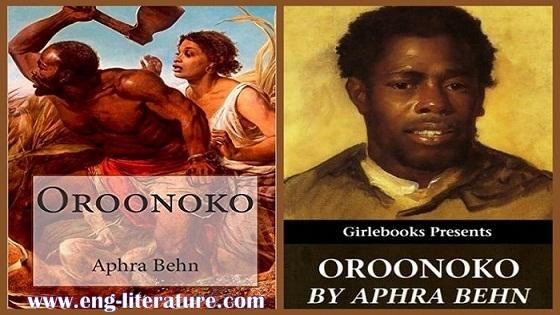 "Download Aphra Behn's Novel ""Oroonoko"" or ""The Royal Slave"""
