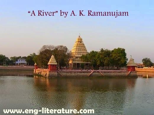 A River by Ramanujan