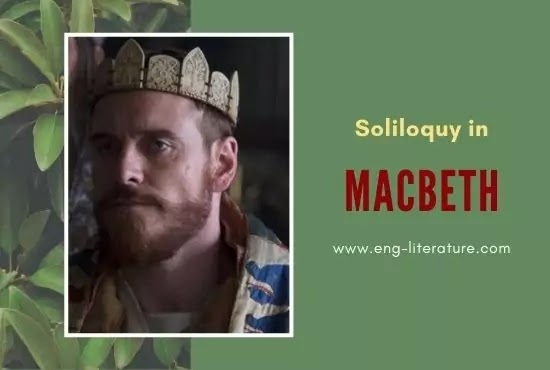 Importance of Soliloquies in Shakespeare's Macbeth