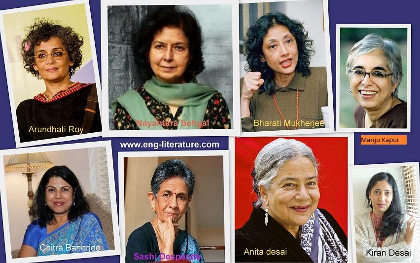 Essay on Indian English Woman Novelist
