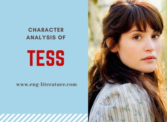 """Character Analysis of Tess in Hardy's """"Tess of the d'Urbervilles"""""""