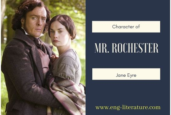 Character Analysis of Edward Rochester in Jane Eyre