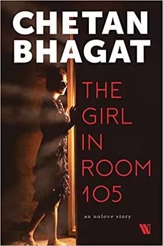 The Girl in Room 105 : Chetan Bhagat Books PDF