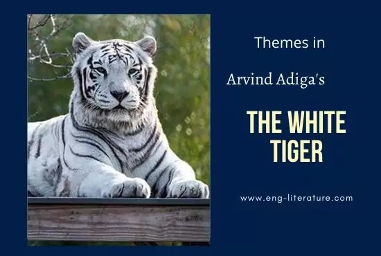 Various Themes in Aravind Adiga's The White Tiger