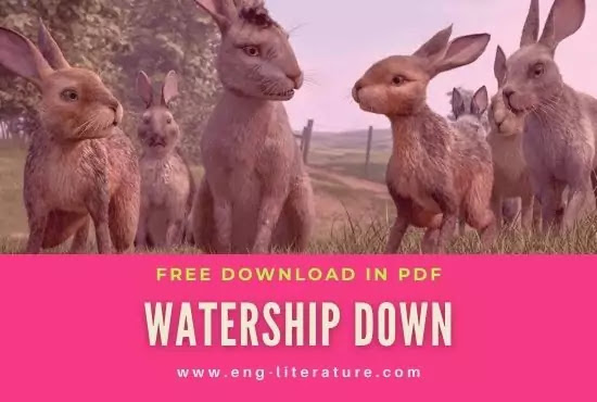 Richard Adams's Novel Watership Down Book Review