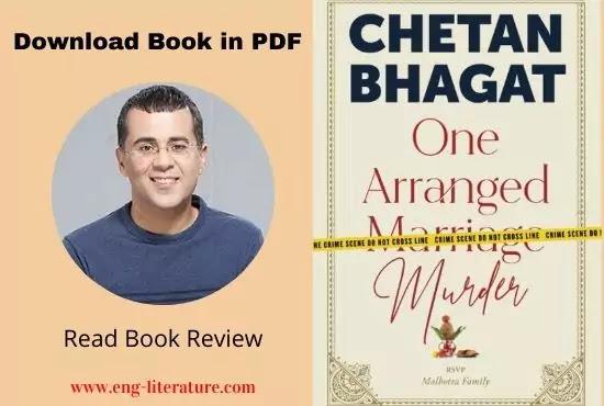 Chetan Bhagat One Arranged Murder Book Review, Summary
