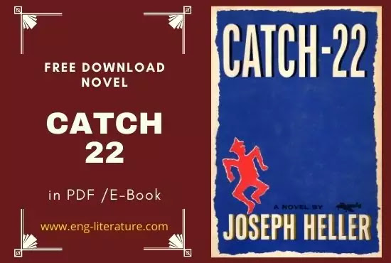 Free Download Catch-22 Book PDF: Amazing Satirical Novel You Never Miss