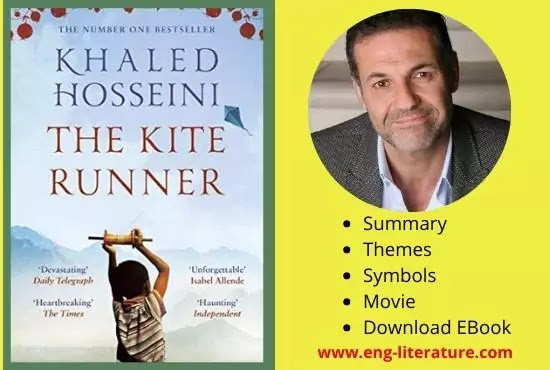 Get The Kite Runner Summary, Setting, Themes, Symbols, Movie, Audiobook, Download The Kite Runner PDF