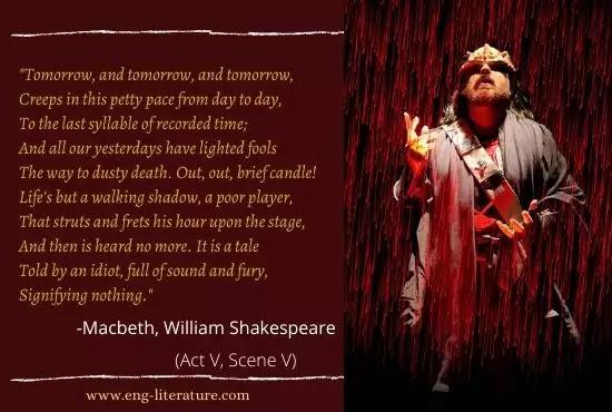 "Explained ""Tomorrow and Tomorrow and Tomorrow"" Soliloquy from Shakespeare's Macbeth"
