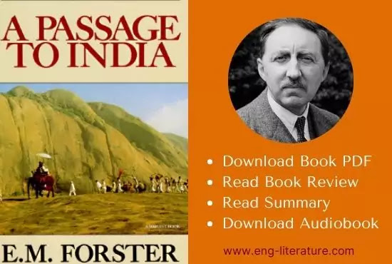 A Passage to India Book PDF Free Download, Read Book Review, Summary, Get Audiobook Free