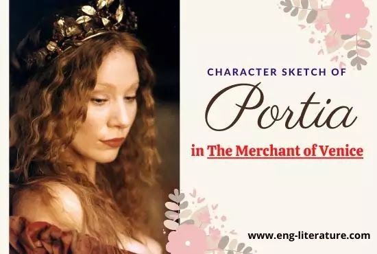 Character of Portia in The Merchant of Venice by William Shakespeare