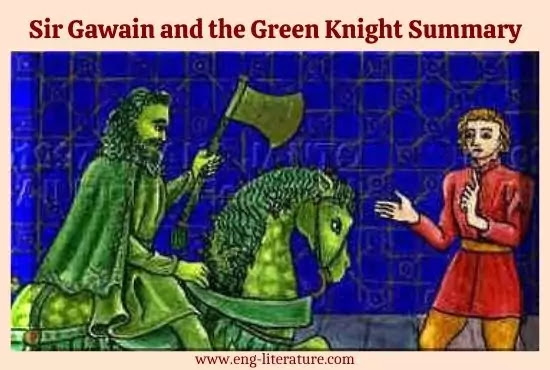 Sir Gawain and the Green Knight Summary and Story