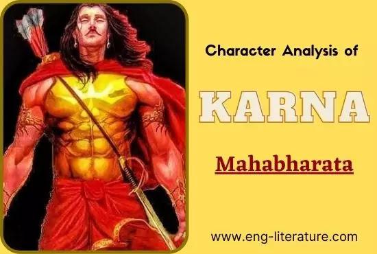 Character Sketch of Karna in Mahabharata, Is Karna a Hero or Villain?
