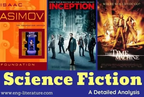 Science Fiction: Definition, Elements, Books, Movies, Authors, Essay