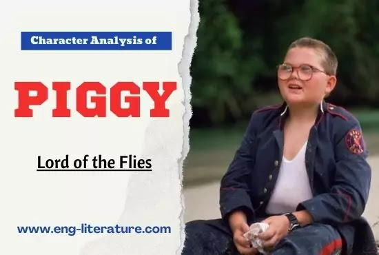 Character Analysis of Piggy in Golding's Lord of the Flies