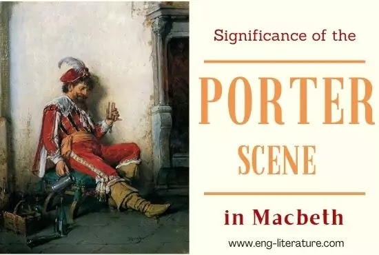 Significance of Porter Scene in Macbeth or Macbeth, Act 2, Scene 3 Analysis
