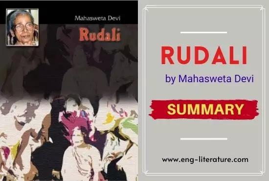 Rudali by Mahasweta Devi Summary
