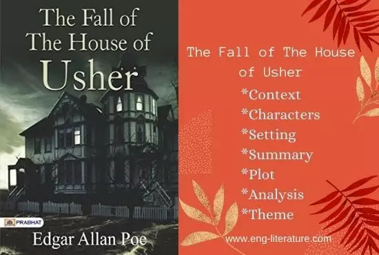 The Fall of the House of Usher: Characters, Setting, Summary, Plot, Analysis, Theme, Context