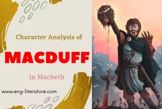 Character Analysis of Macduff in Macbeth