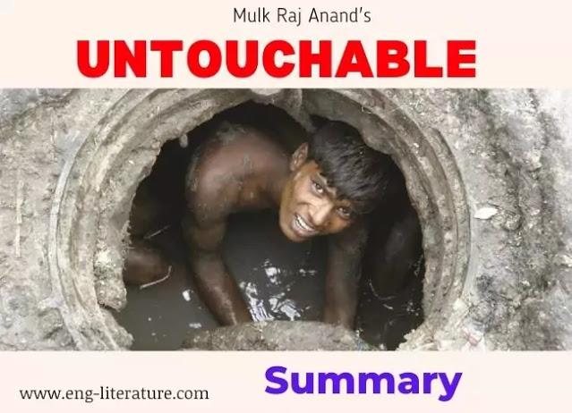 Untouchable by Mulk Raj Anand Summary