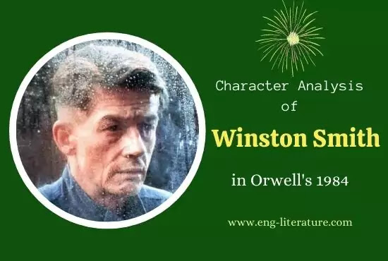 Character Sketch of Winston Smith in 1984 by George Orwell