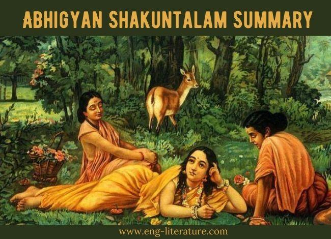 Abhigyan Shakuntalam by Kalidasa Summary and Story