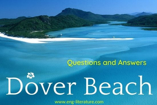 Dover Beach Questions and Answers